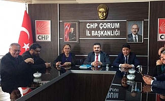 CHP'den Uslu'ya destek çağrısı