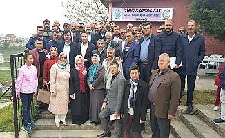 İstanbul'da Çorumlu buluşması