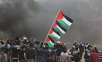 İsrail katliam yapıyor!
