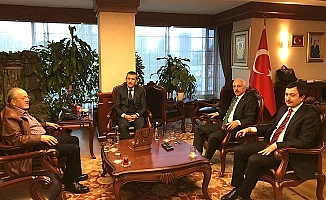 Orhan Özdemir Daire Başkanı oldu