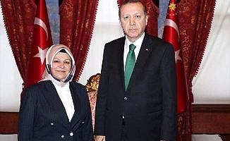 Şeyma Döğücü İstanbul'dan aday