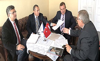 Zeki Gül'ün mektubu iletildi