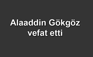 Alaaddin Gökgöz vefat etti