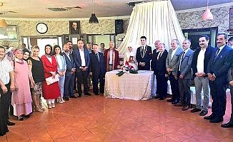 Büşra ve Murat'ın mutlu günü