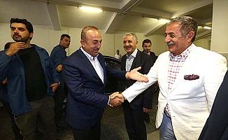 Çavuşoğlu'ndan Kafkas'a iltifat