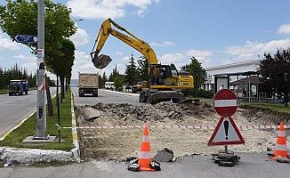Önce alt yapı sonra asfalt