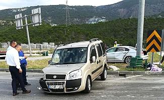 Yine Beygircioğlu yine kaza, 9 yaralı