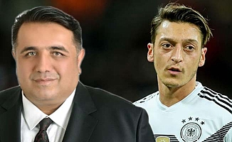 Kaya'dan Özil'e destek