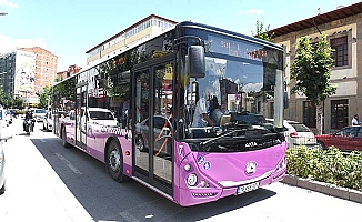 Otobüslere özel denetim ekibi