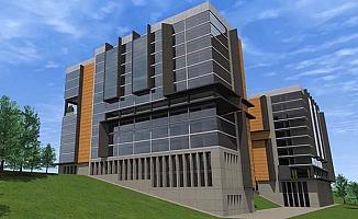 Üniversite yeni yurdunda inşaat başlıyor