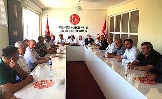AK Parti'den MHP'ye teşekkür