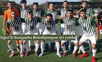Havza Belediyespor 1-3 Sungurlu Belediyespor