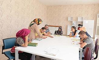 Kur'an okumayı öğrendiler