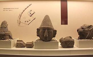 6 medeniyet ve 12 bini aşkın eser bu müzede