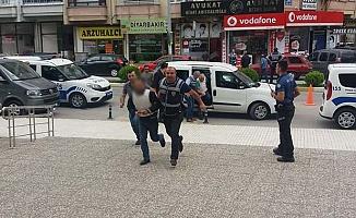 Park cinayetinde baba serbest, oğlu tutuklandı