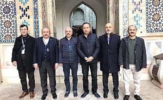 Ceylan da Özbekistan'da