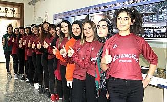 Hitit Kızları Türkiye'yi temsil edecek