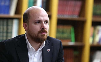 Bilal Erdoğan da katıldı