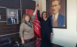 CHP Kadın Kolları'nda değişim