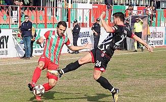 Diyarbekir 1-0 Çorum Belediyespor