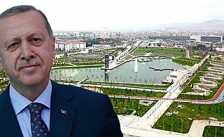 Erdoğan'a Kentpark daveti
