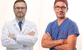 Özel Hastane'de başarılı operasyon