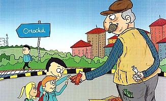 Genç karikatüristin başarısı