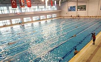 Olimpik Yüzme Havuzu kapandı