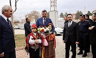Vali Osmancık'ta