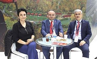 Yazar Mehtap Altan'dan övgü