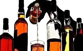 Alkol zehirledi