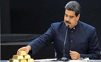 İngiltere Venezuela'nın altınlarına el koydu!