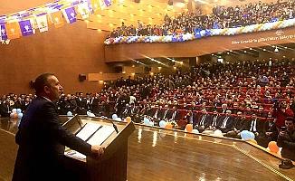 Kırşehir'in adaylarını Ceylan açıkladı