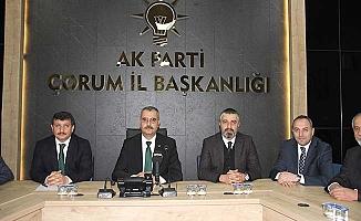 AK Parti Yürütme Kurulu belirlendi