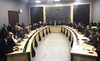 AK Parti'de meclis adayları toplandı