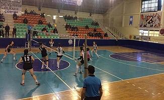 Çorum Amasya'ya mağlup 1-3