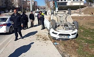 Eşref Hoca'da kaza
