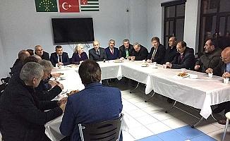 Kafkasevler'e kültür evi sözü