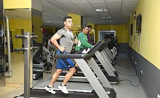 Yeni spor merkezleri yolda