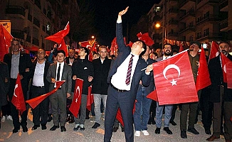 CHP'den 'Şehitlere Saygı Yürüyüşü'