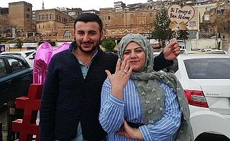 Çorum'dan Mardin'e evlilik teklifine gitti