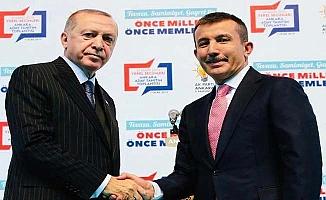 Asım Balcı Altındağ Belediye Başkanı