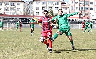 Yeni Çorumspor 1-1 Serik Belediyespor