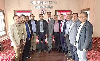 Ali Osman Kıyak yeniden başkan