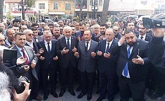 Başkan Ali Sülük mazbatayı aldı