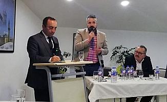 Bolu ÇORDER Ali Sülük'ü destekledi