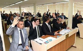 Komisyonların yeni üyeleri seçildi