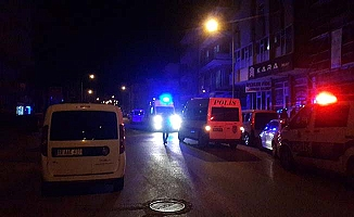 Lokalde cinayet, 1 ölü