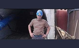 Maden işçisinin hazin sonu