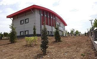2 spor salonu açılışa hazır